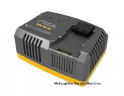 STIGA 48V Battery Charger (Fast Charge) SFC48AE | McLoughlins Garden Machines